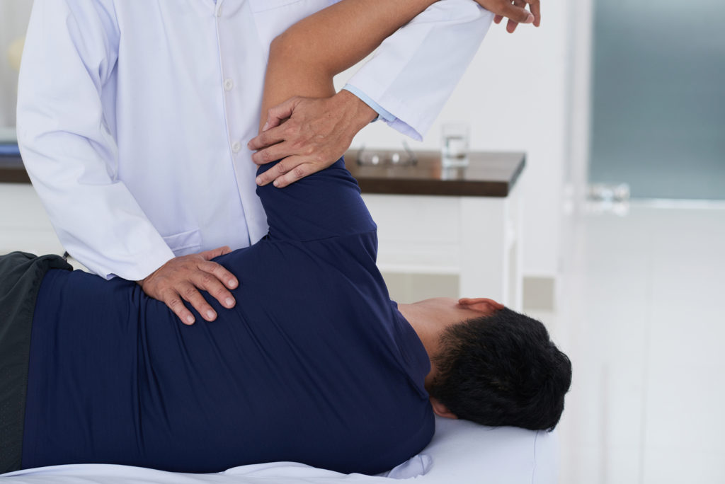Chiropractic Adjustments near me